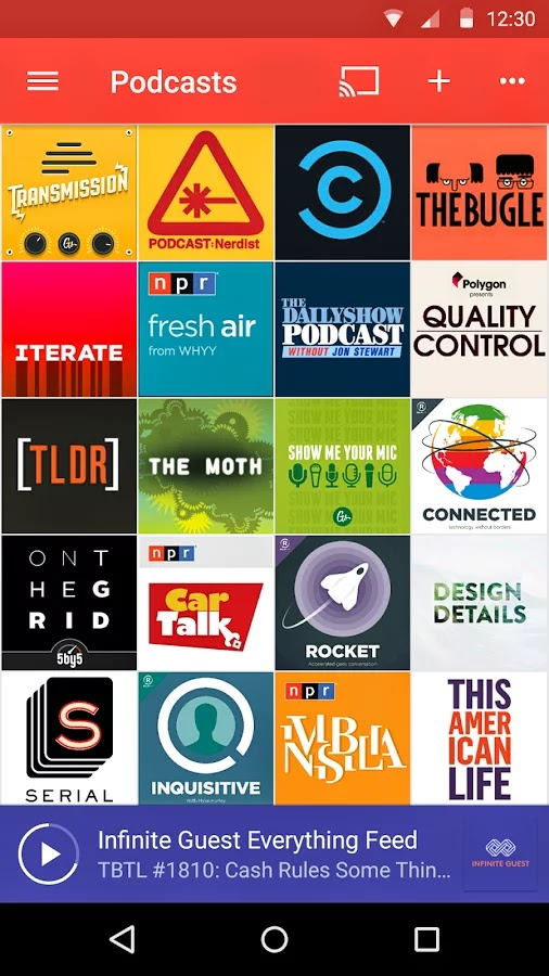 Pocket Casts v5.2.2