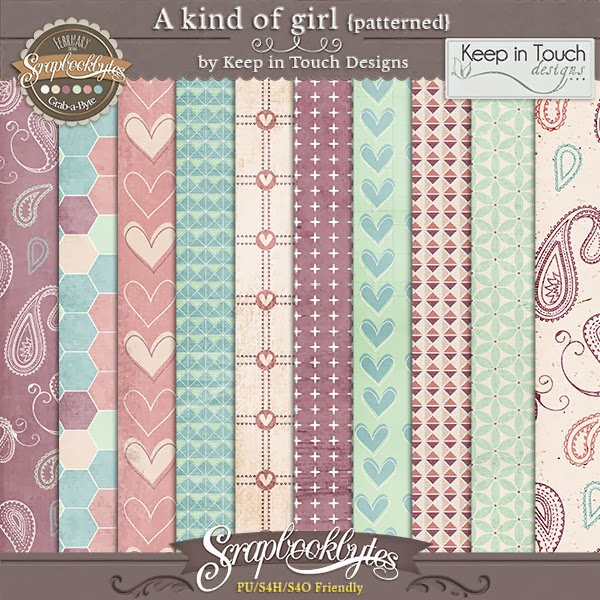 http://scrapbookbytes.com/store/digital-scrapbooking-supplies/a-kind-of-girl-patterns.html