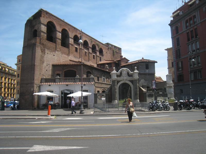 rome the second time born again in piazza fiume la