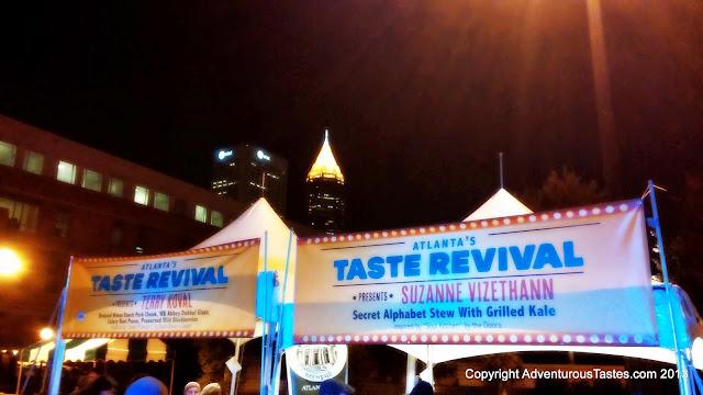 Taste Revival at Taste of Atlanta