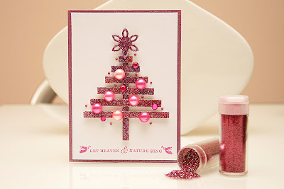 DIY Tree Christmas Card