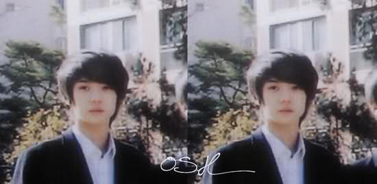 Exo Sehun Pre Debut School  PIX  EXO-K s Sehun pre-debut