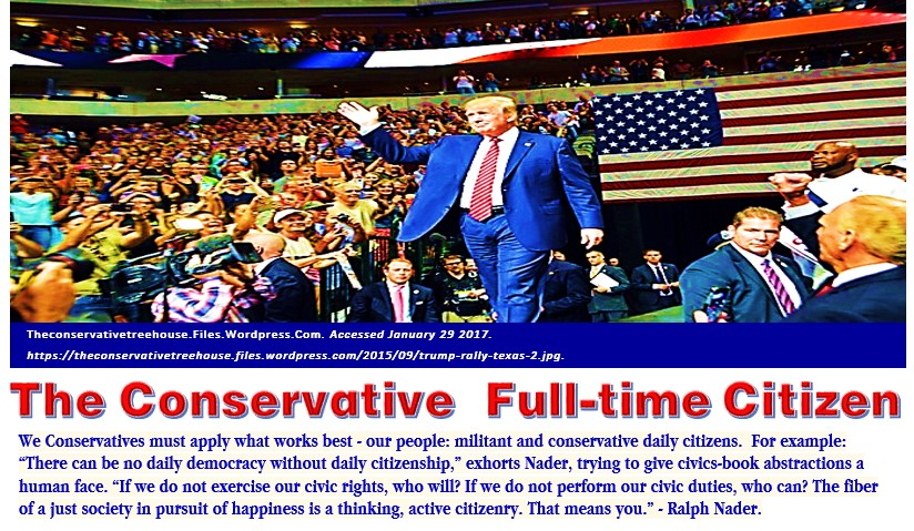 The Conservative Full-time Citizen