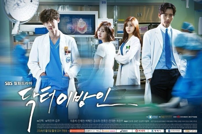 doctor stranger, k-drama, review