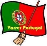 Portugal sujo bandeira