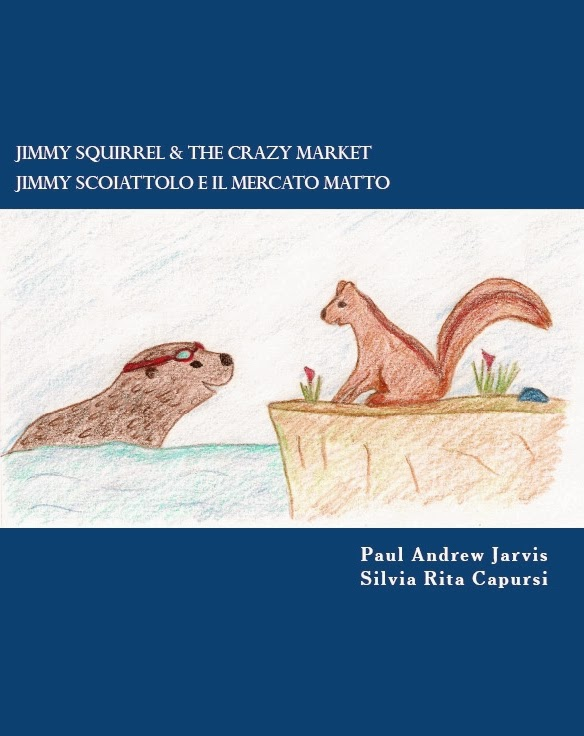 Jimmy Squirrel & The Crazy Market - Jimmy Scoiattolo e il mercato matto