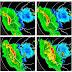 Lun 24/11: Fuerte tormenta afectó a Artigas en la noche