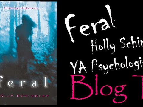 Blog Tour: Feral by Holly Schindler (Guest Post + Book Review)