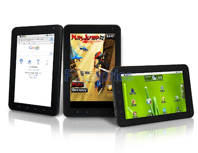Tablet Android A8HD