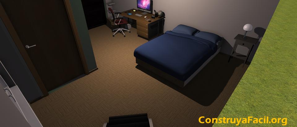 Dise o de interiores en 3d construya f cil for Diseno interiores software