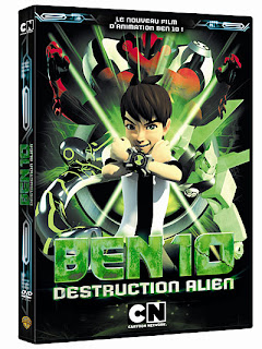 Watch Movie Ben 10 : Destruction Alien (2012)