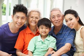model iklan keluarga semarang, model iklan semarang