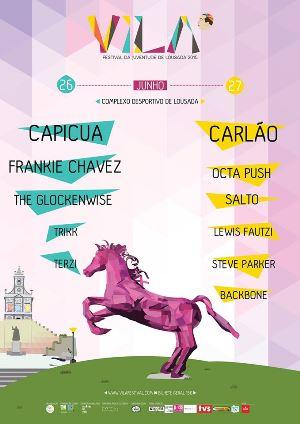 VILA 2015 - FESTIVAL DA JUVENTUDE DE LOUSADA
