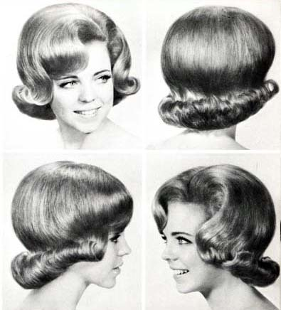early 60's hairstyle request