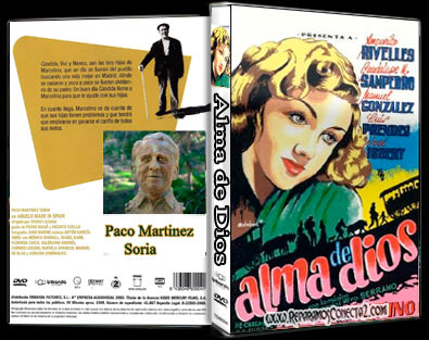 Alma de Dios [1941] español