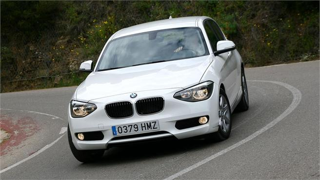 bmw 114i review and price update cars and cars wallpapers. Black Bedroom Furniture Sets. Home Design Ideas