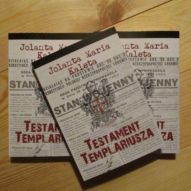 Złoto templariuszy - Wyniki konkursu!