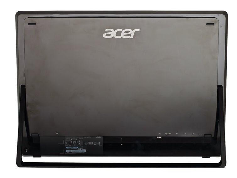 Acer Aspire U5-620 задняя сторона