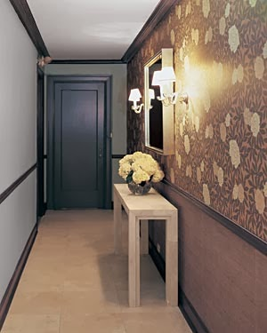 Decorating a long narrow hallway f 2017 for How to decorate a hallway