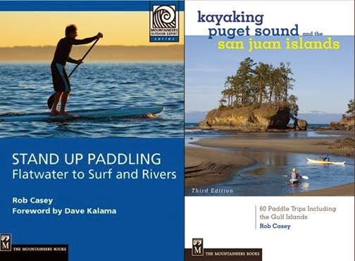 Check out my 2 Paddling Guidebooks