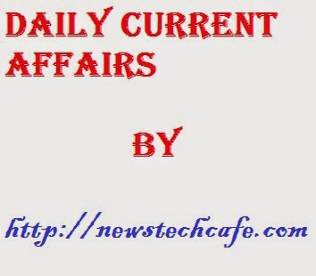 Daily Current Affairs Update of 9 February 2015 | General Knowledge
