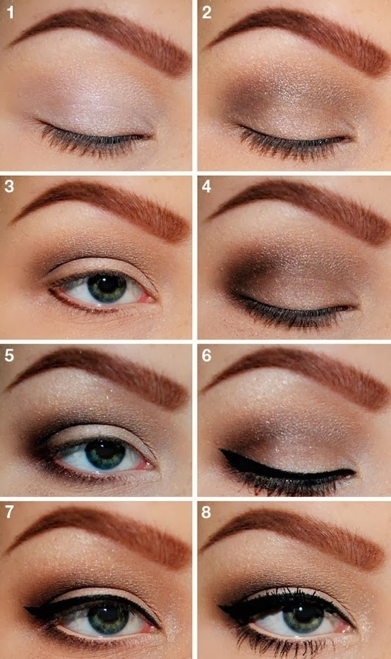 Makeup Tutorials Step By Step | Perfect and Creative Ideas