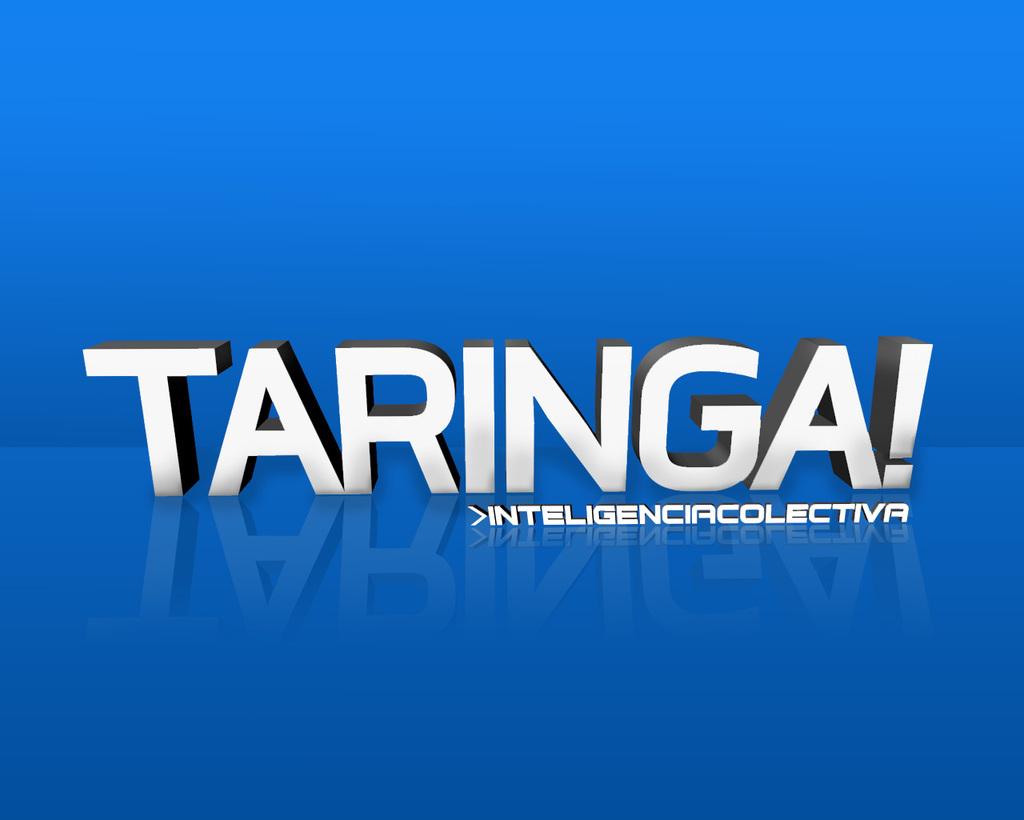 ¿Por qué Taringa es azul?