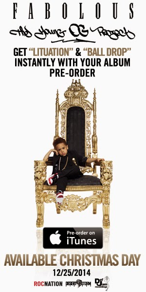 Fabolous - The Young OG Project Out Now!