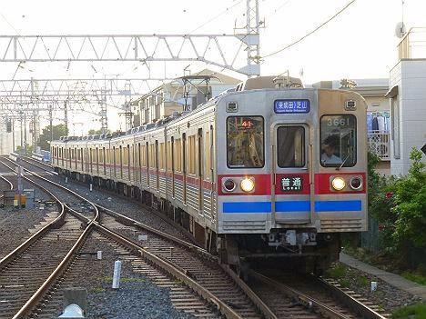 京成電鉄 普通 芝山千代田行き1 3600形3668F