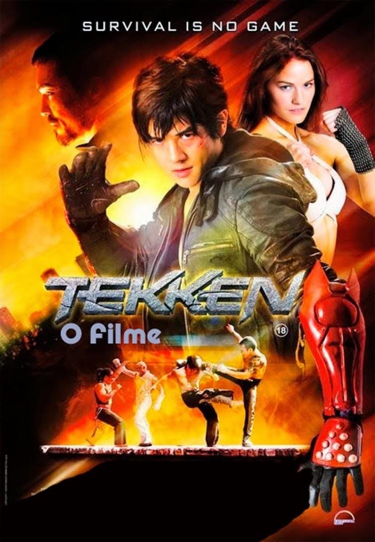 Tekken – Dublado (2010)