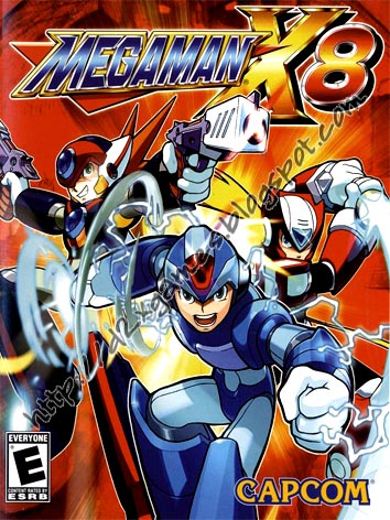 Free Download Games - Mega Man X8