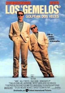 Los Gemelos Golpean Dos Veces Poster