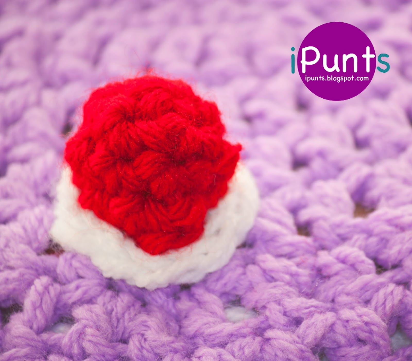 ipunts patron gratis tarta pastel cumpleaños happy birthday ganchillo crochet amigurumi