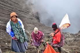 Kehidupan Suku Tengger....!!!