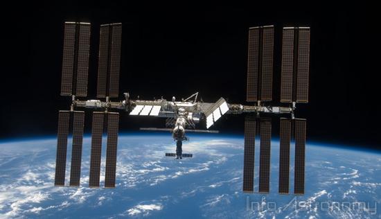 Lihat ISS Melintasi Langit Indonesia Malam Ini