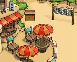 Juegos de Escape Sand House Escape