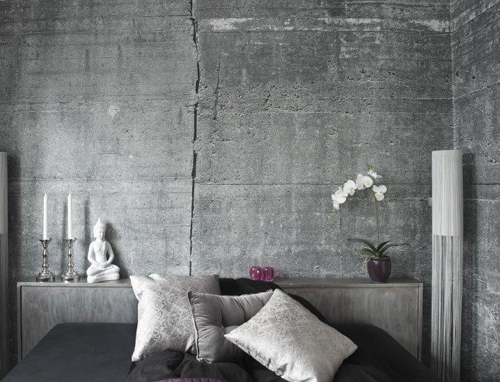 fiorito interior design wallpaper the concrete collection