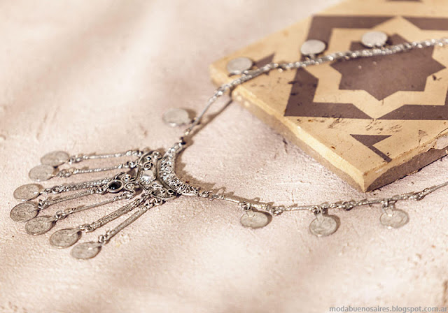 Collar accesorios de moda 2016 Rapsodia.