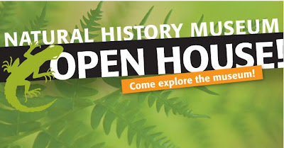 Sierra College Natural History Museum Open House Jan. 26