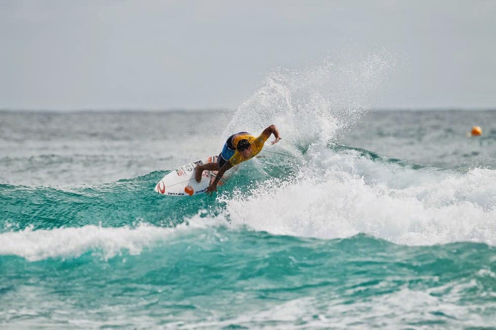 76 Quiksilver Pro Gold Coast 2015 Gabriel Medina Foto WSL Kelly Cestari