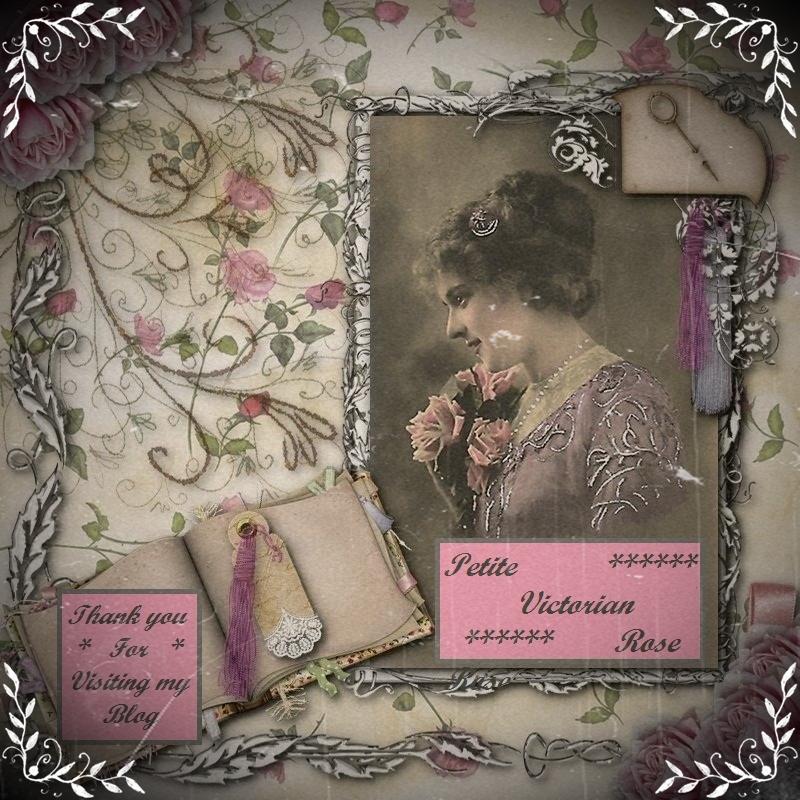 Petite Victorian Rose