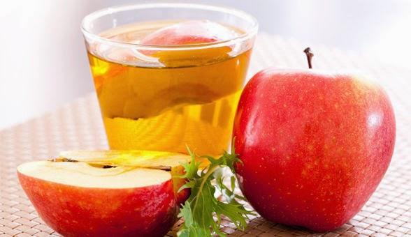 cuka sari apel untuk kesehatan