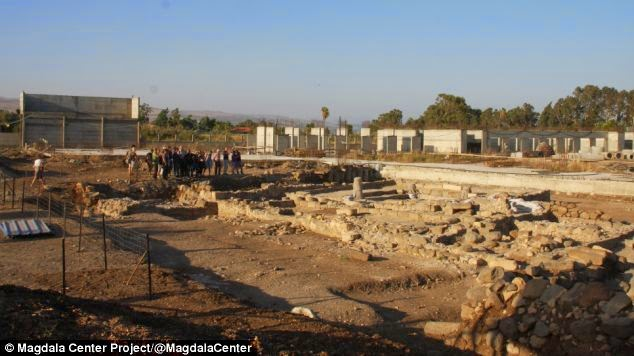 Synagogue Where Jesus Likely Preached Uncovered in Israel‏