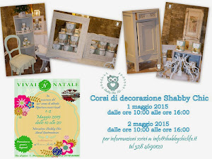 Corso di decorazione Shabby Chic con Decorra Facile