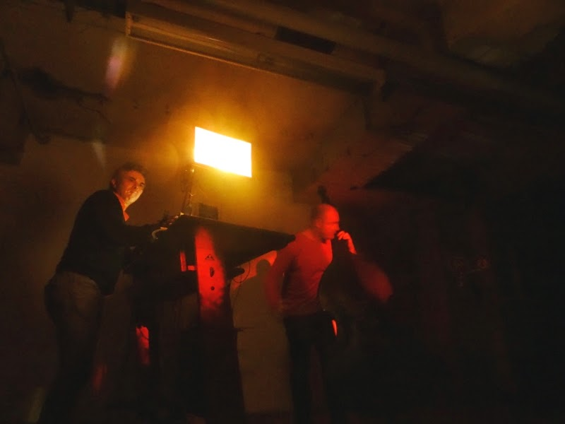 14.03.2014 Dortmund - Künstlerhaus: Jean-Philippe Gross, David Chiesa und Xavier Quérel