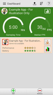 GameBench 3.2.2p APK for Android