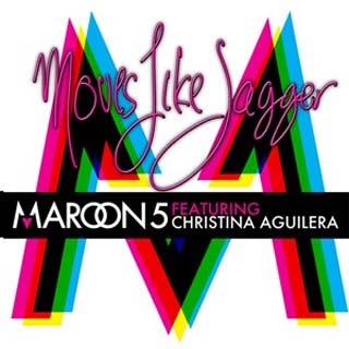 Maroon 5 - Moves Like Jagger ft. Christina Aguilera Lyrics | Letras | Lirik | Tekst | Text | Testo | Paroles - Source: musicjuzz.blogspot.com