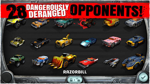 Carmageddon Game Review