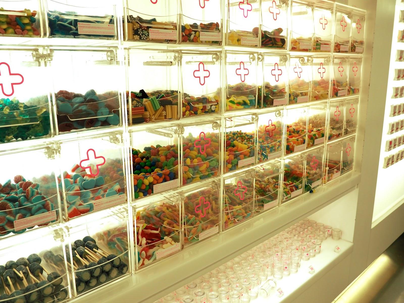 Happy Pills Shop Barcelona Sweets Blog Post