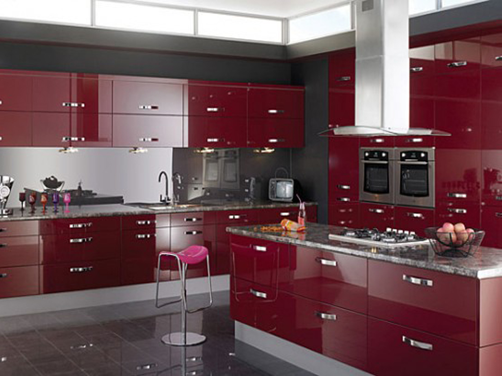 Modern kitchen design 2015 photo 2017 kitchen design ideas New contemporary kitchen design